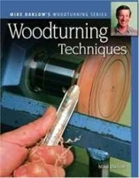 Woodturning Techniques (Mike Darlow's Woodturning series) артикул 1108a.